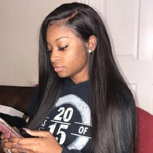 Full Lace Wig Silky Straight