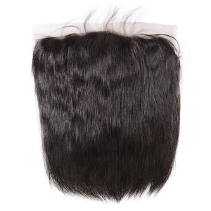 Raw Virgin Hair 13x4 Lace Frontal Silky Straight