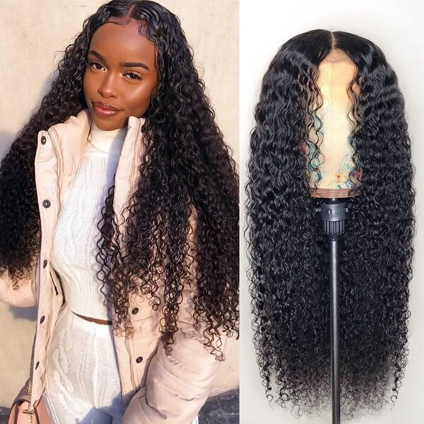 13X6 Lace Front Wig Deep Wave