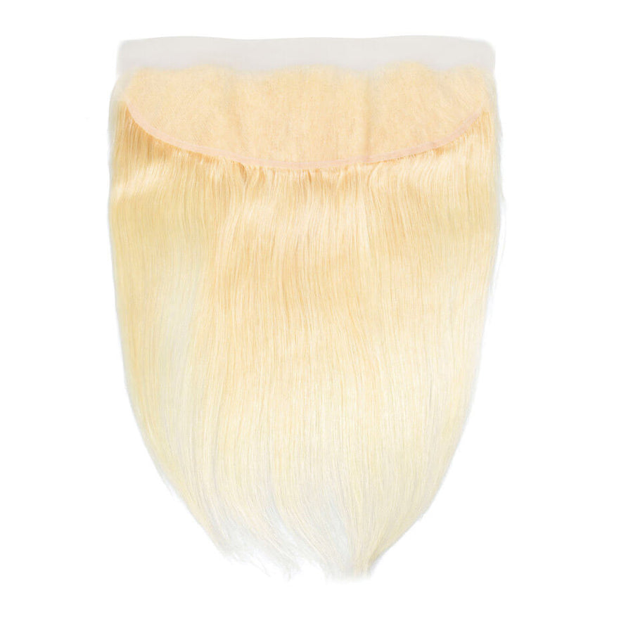 Blonde 13x4 Lace Frontal Silky Straight #613