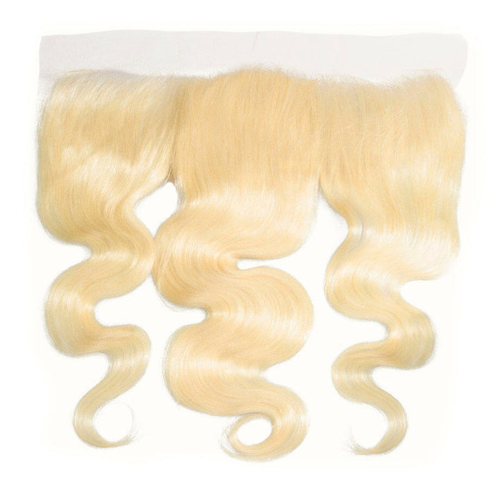 Blonde 13x4 Lace Frontal Body Wave #613
