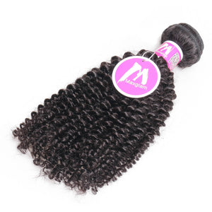 Remy Virgin Hair Weave 3 Bundle Deals Kinky Curly