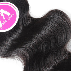 Raw Virgin Hair Weave 3 Bundle Deals Body Wave