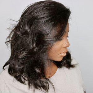 13X6 Lace Front Wig Body Wave