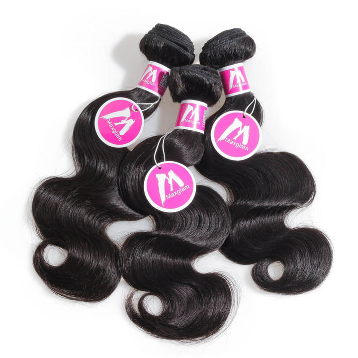 Remy Virgin Hair Weave 3 Bundle Deals Body Wave
