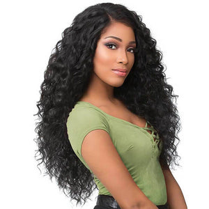 Closure Wig Deep Wave 250% Density