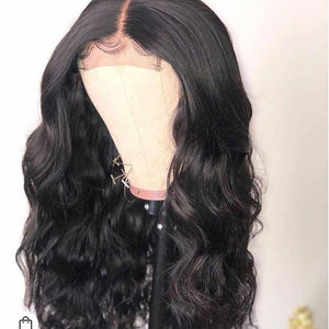 Closure Wig Body Wave 250% Density