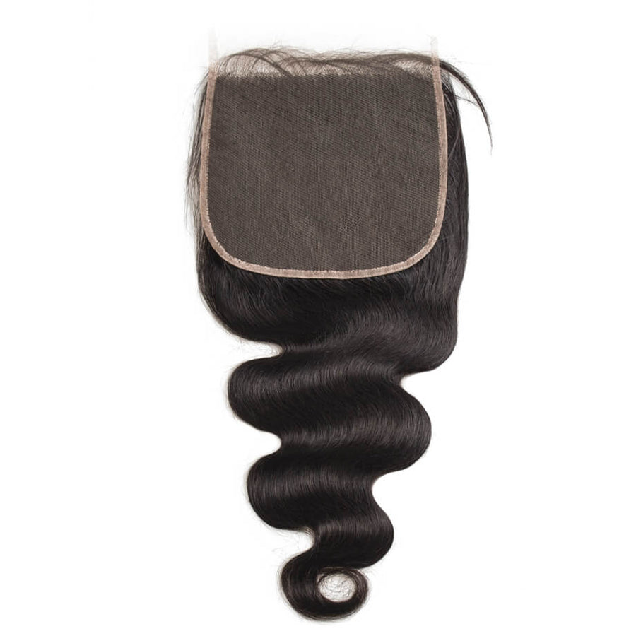 Raw Virgin Hair 7x7 Transparent Lace Closure Body Wave
