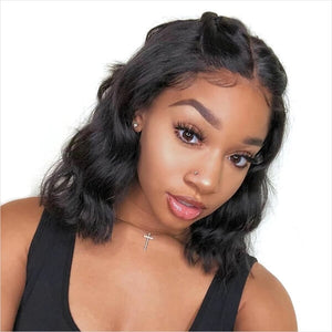 13X6 Lace Bob Wig Body Wave