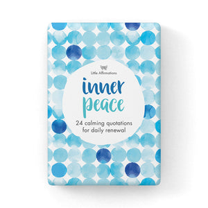 Little Affirmations - INNER PEACE