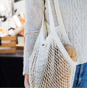 Cotton String Bag - Natural