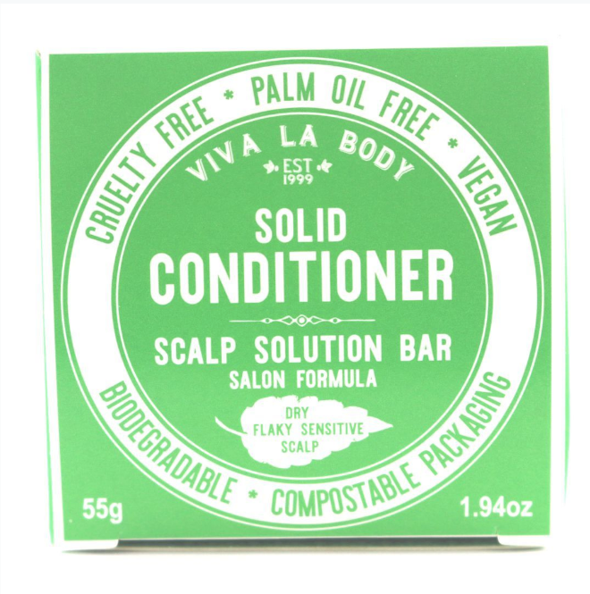 SCALP SOLUTION - Solid Conditioner Bar