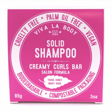Load image into Gallery viewer, Creamy Curls - SOLID SHAMPOO BAR
