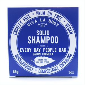 Solid Shampoo - Every Day People Bar