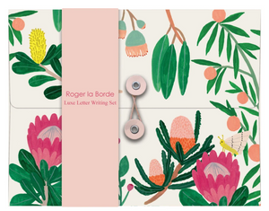 Writing Paper Set - NATIVE FLORAL