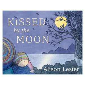 ALISON LESTER : Kissed by the Moon