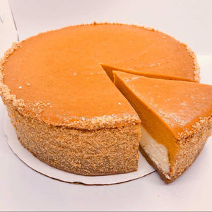FF Signature Sweet Potato Cheesecake