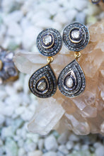 Load image into Gallery viewer, Saachi Diamond Drop Earrings