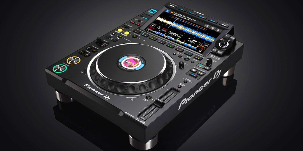 CDJ3000 - MPU POWERED by PIONEER