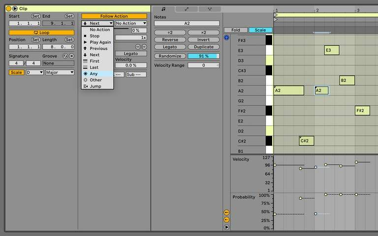 Create your perfect take - Ableton 11