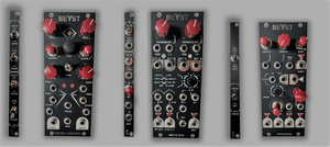 Double Dragon, Mutagen & Pathogen Three New Insane Eurorack Modules From Beast-Tek