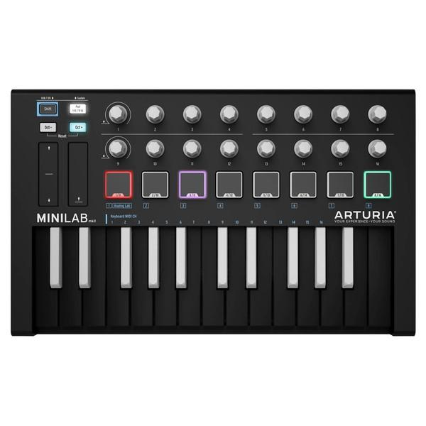 Our top 5 best MIDI Controllers under 100E