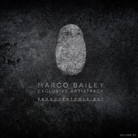 Marco Bailey pres. MATERIA PRODUCERTOOLS - producertools.net