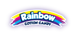 Rainbow Cotton Candy