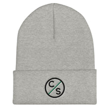 Load image into Gallery viewer, C/S Badge - Cuffed Beanie