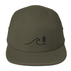 'Call of the Wild' Five Panel Cap