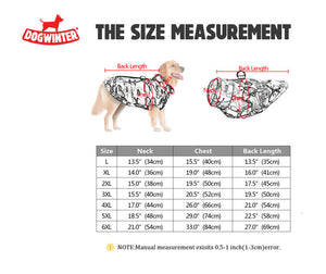 HIgh-quality Waterproof coat jacket dog perfect winter Dogwinter best Warmest Waterproof  dog