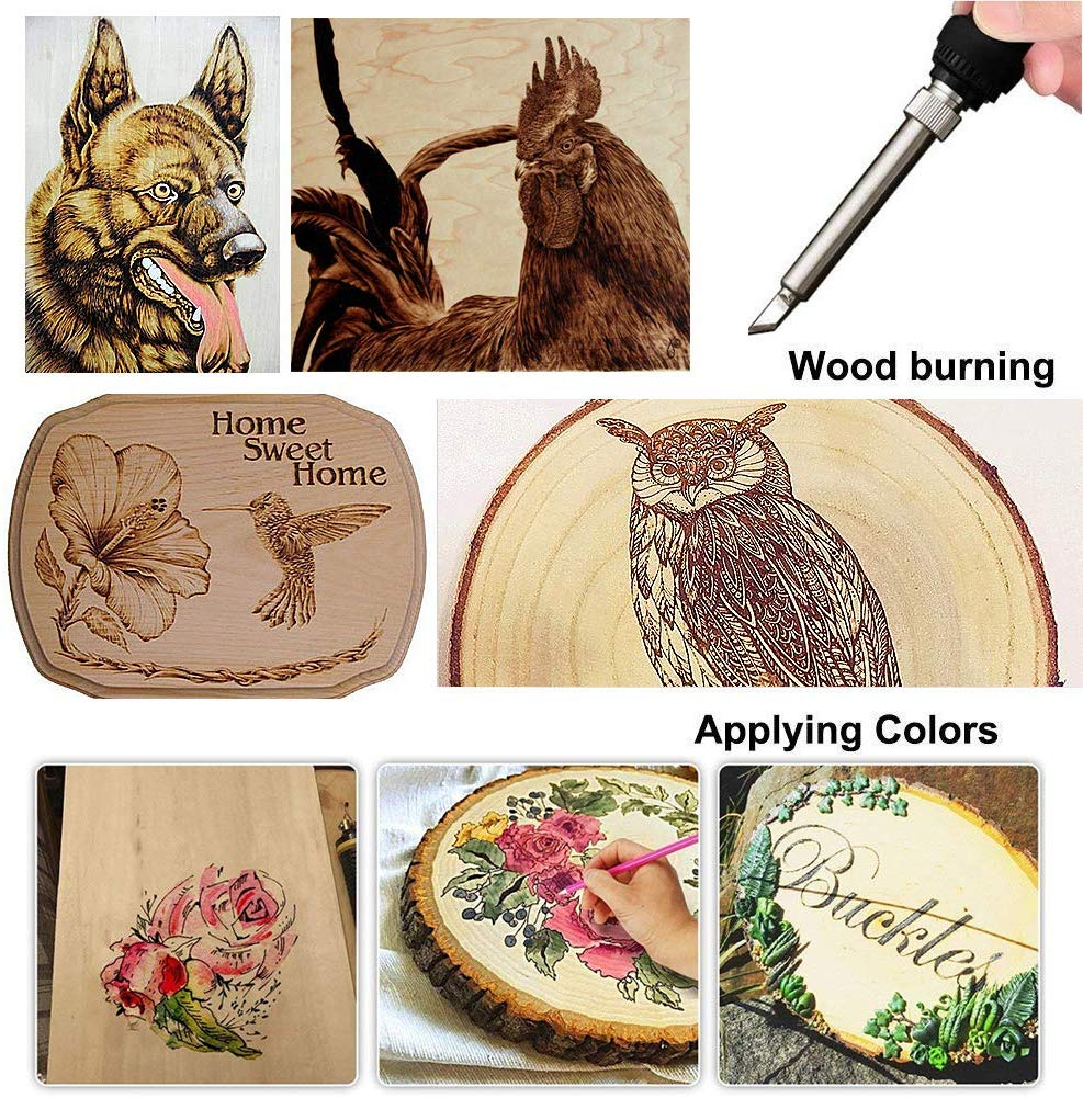 Pyrography Wood Burning Kit | Pyrography Pen