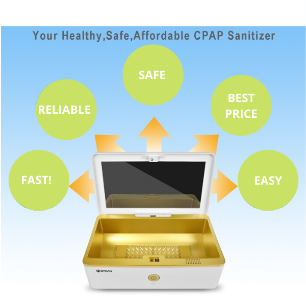 CPAP Cleaner and Sanitizer Machine 2020