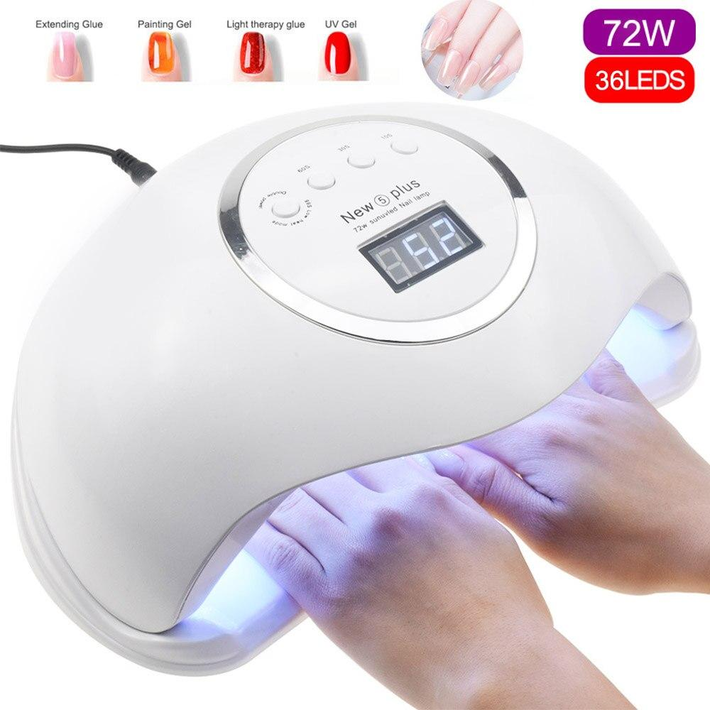 Nail Dryer - UV led nail dryer