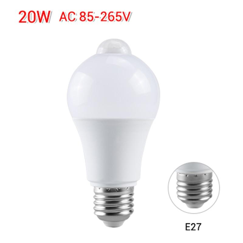 Motion Sensor Light Bulb