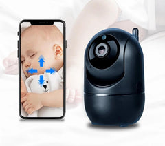 Baby Breathing Monitor - Video Baby Monitor