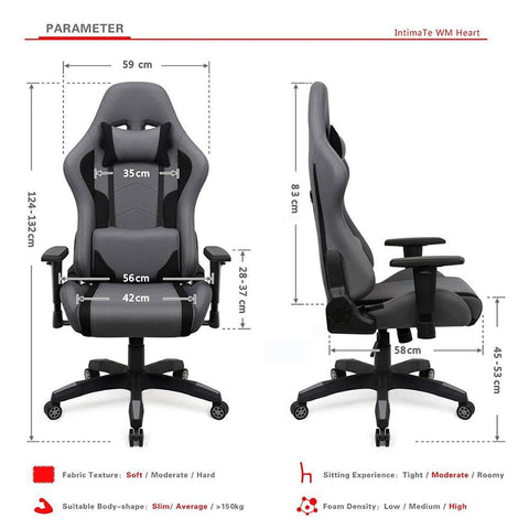 Best Gaming Chair X-Treme Gaming Secret Computer Gaming Chair