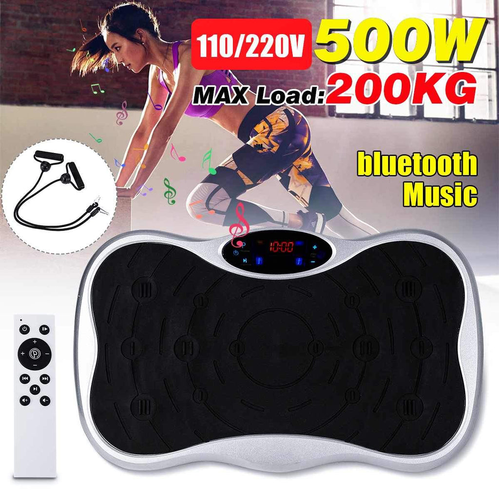 Vibration Plate Whole l Body Vibration Exercise Machine