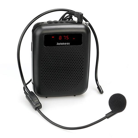 Voice Amplifier for Teachers - Portable Amplifier Speaker