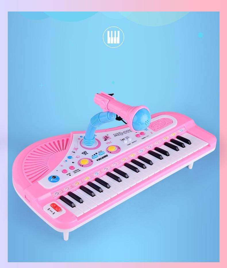 Baby Piano Toy - Kids Keyboard Piano