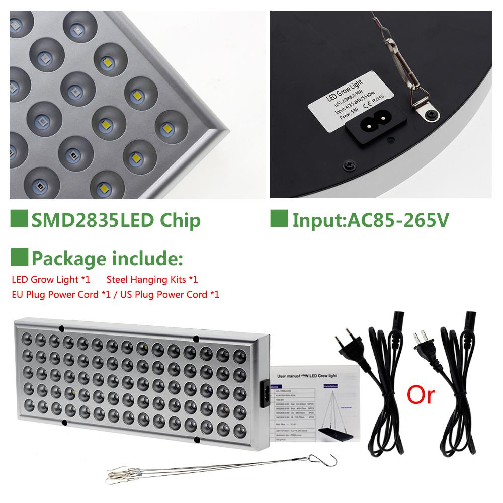 Led Grow Lights - Plant Grow Light