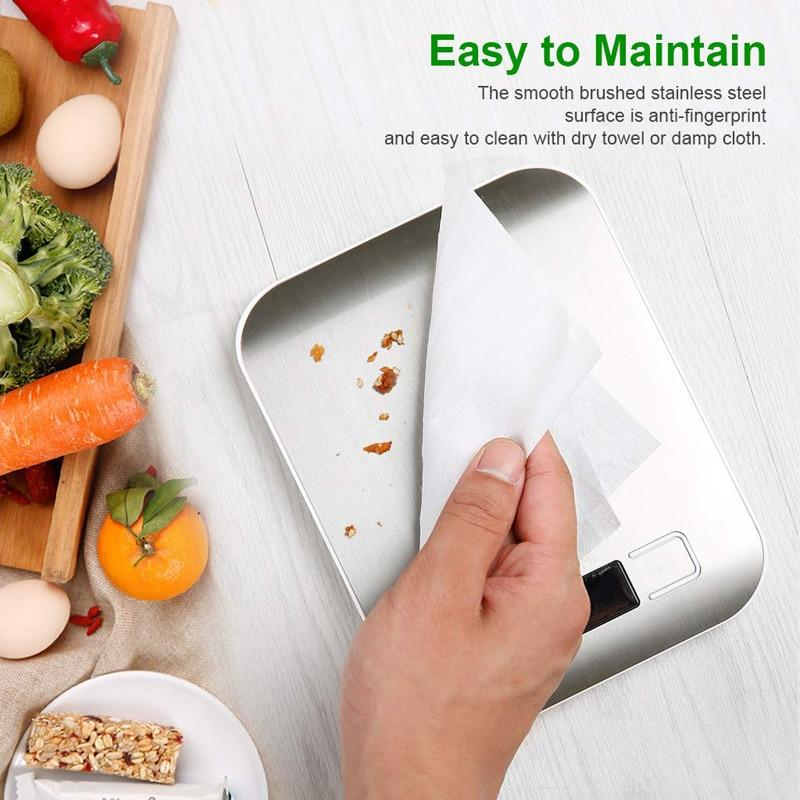 Digital Food Weight Pocket Mini Kitchen Scale