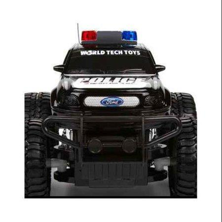 S.W.A.T. Police Truck 1:14 RTR Electric RC Monster Truck