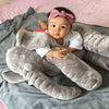 Image of Baby Elephant Pillow Stuffed Toy
