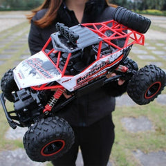 Remote Control Car 4x4 Rock Crawler Monster Truck
