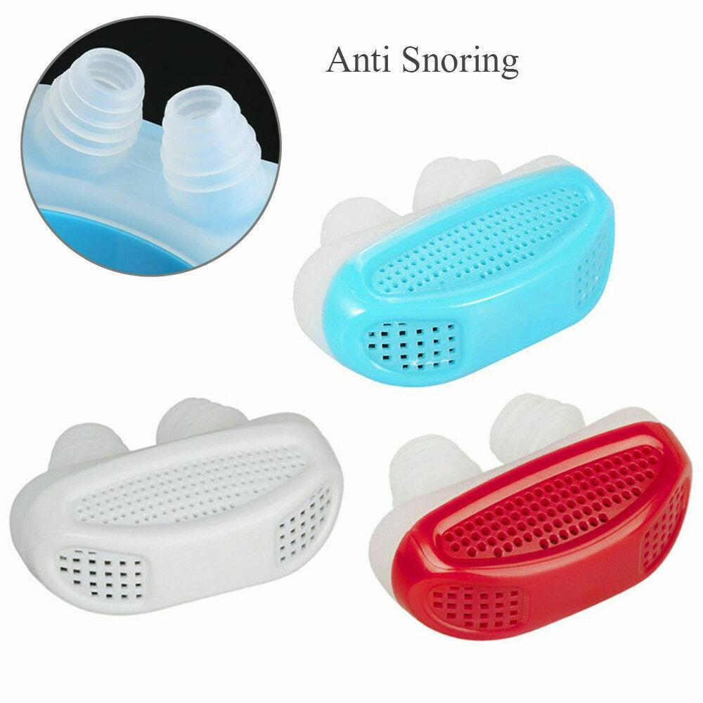 Anti Snore Nasal Device - Snoring / Sleep Apnea Relief