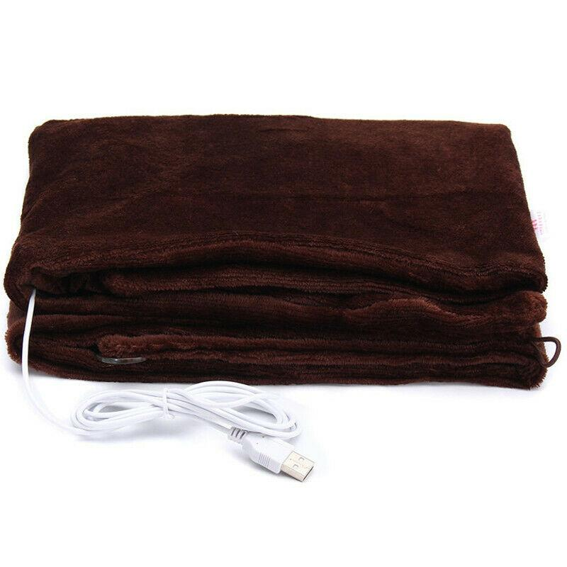 Heated Blanket - Electric Throw Blanket