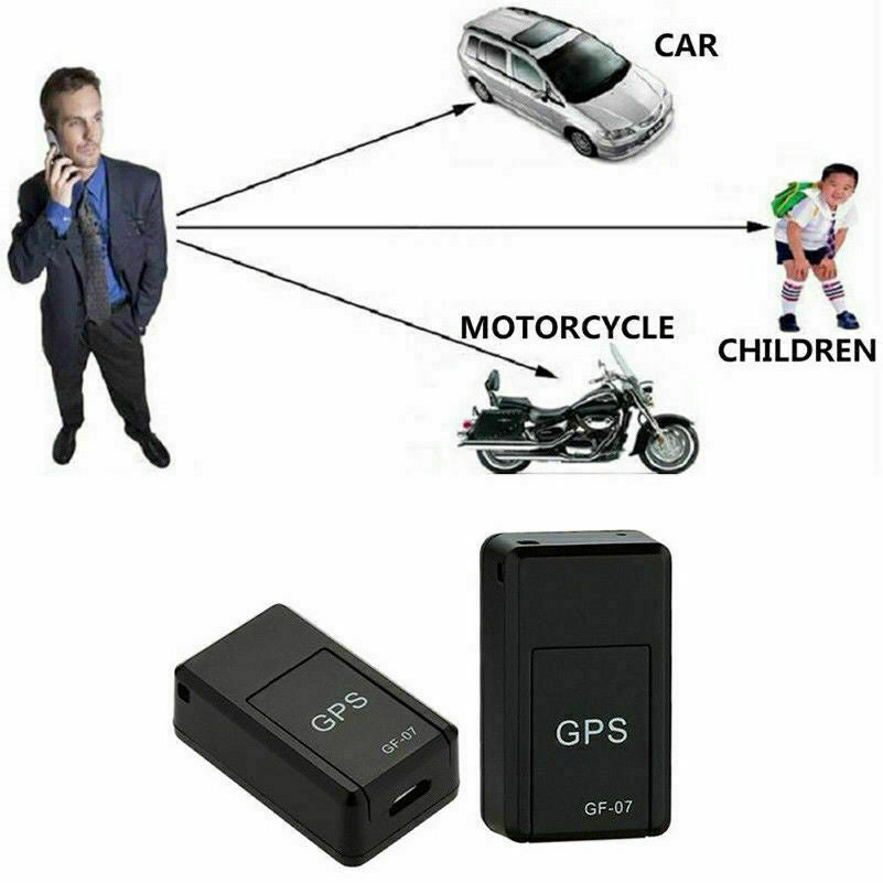 Mini Real Time GPS Tracker Device | Small Size and Light Weight