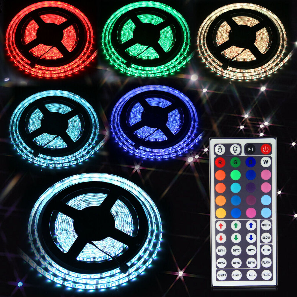 Led Strip Lights | 20 colors rgb Led Strip