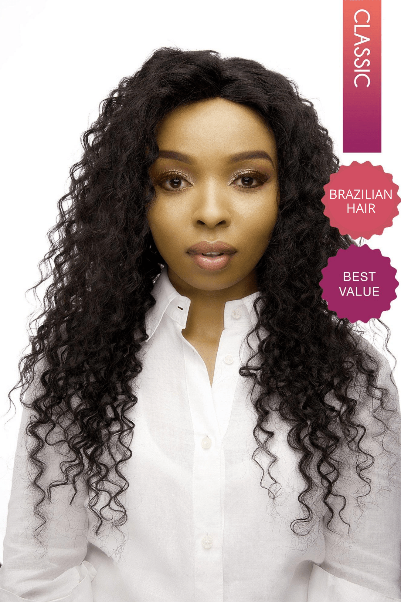 Brazilian Bundles Classic Deep Wave